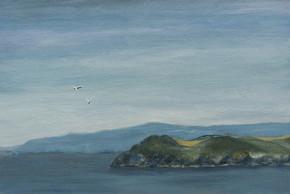 Cornish coastland