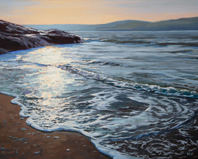 Coastal and seascape paintings
