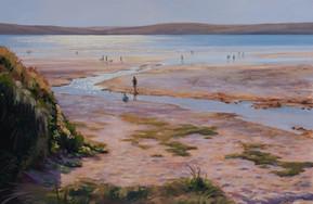Stream to the sea, Daymer Bay II