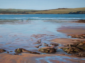 Low tide, Daymer Bay