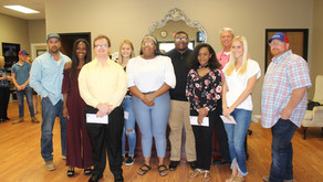 Bacot McCarty and Air Masters give $10K in scholarships