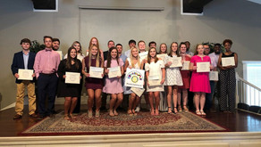 Pascagoula Rotary Club grants $42k in scholarships along with $10k from the Bacot McCarty Foundation