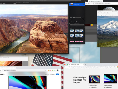 Pro Tip: View application windows one at a time on Mac