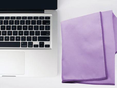 Pro Tip: Properly clean a MacBook screen