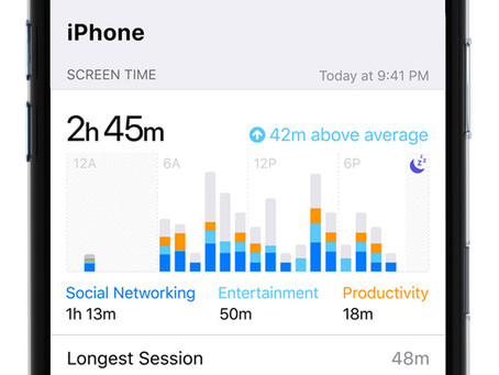 Pro Tip: Limit iPhone usage with Screen Time