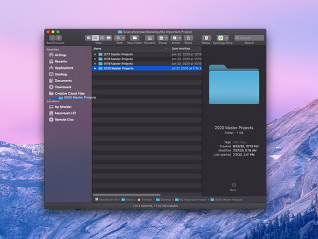 Pro Tip: Customize the Finder sidebar on Mac
