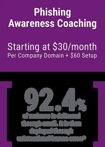 Lotus TechPros | Phishing Awareness Coaching