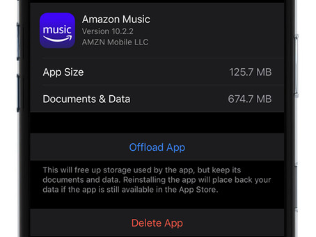 Pro Tip: Delete unwanted app data on iPhone