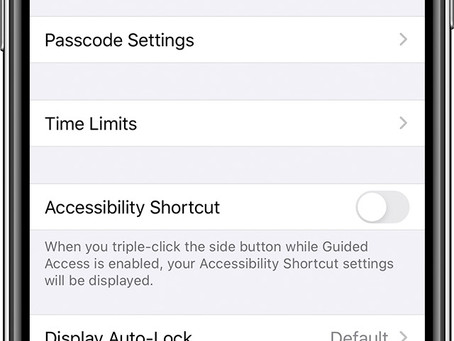 Pro Tip: How to use Guided Access to limit access on iPhone