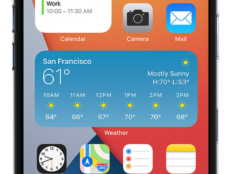 Pro Tip: Add widgets to your home screen on iPhone