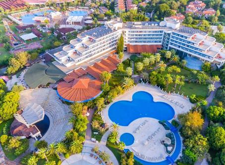 Sunrise Resort & Spa 5*, Турция, Сиде