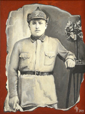 Фото на память 1941 г. Памяти отца