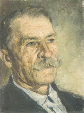 Портрет отца (Г.Д. Куракин)
