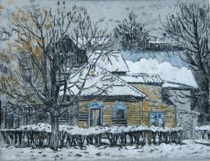 Первый снег 1
