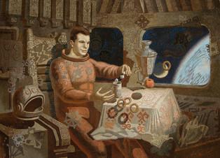 Завтрак Гагарина
