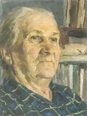 Портрет матери (К.Ф. Куракина)
