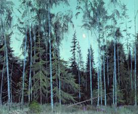 Белая ночь в Карелии