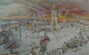 Михайлов. Декабрь 1941