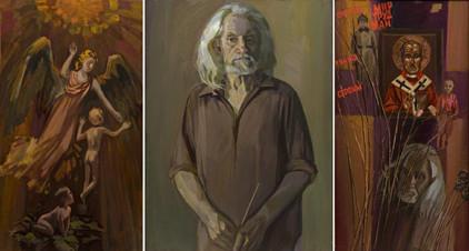 Триптих. Автопортрет во времени