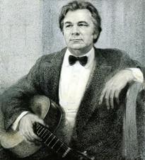 Г.Е. Шишкин - рязанский гитарист