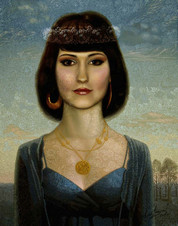 Дочь утреннего света. Портрет Анастасии Кольской