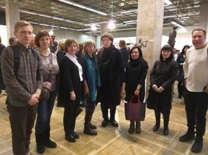 XIII всероссийская выставка «Россия». Москва, 27 января 2019 г.