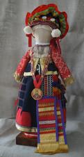 Кукла в костюме Тульской губернии