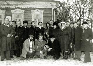 50-летие Рязанской организации Союза художников России. 1990 год