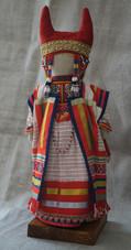 Кукла в костюме Михайловского уезда