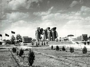 Памятник павшим в годы ВОВ 1941-1945 гг.