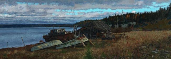 Карелия. На Белом море