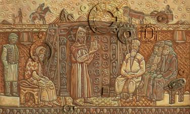 Мефодий и Кирилл в Хазарии