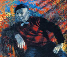Портрет В.Д. Дубинина