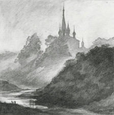 Туман в Дунилово
