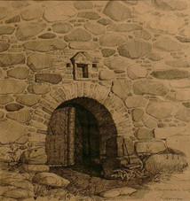 Соловки. Сельдяные ворота