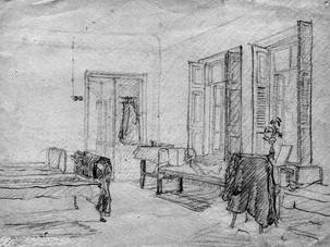 Общежитие ленинградской академии художеств