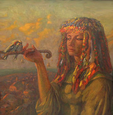 Заклинательница птиц