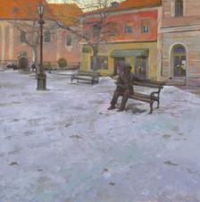 Памятник в Сомборе