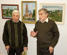 Выставка Владимира Сыроешкина «Храмы России». 15 февраля 2018