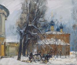 Касимов. Зима