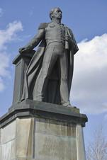Памятник Адмиралу Головину в Сторожилово