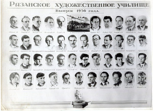 Рязанское художественное училище