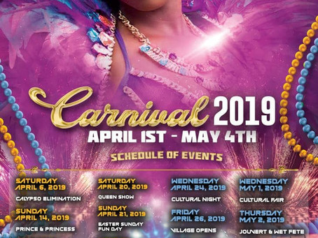 St Thomas Carnival 2019
