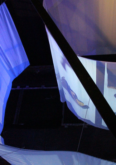 Riposte Projection Installation