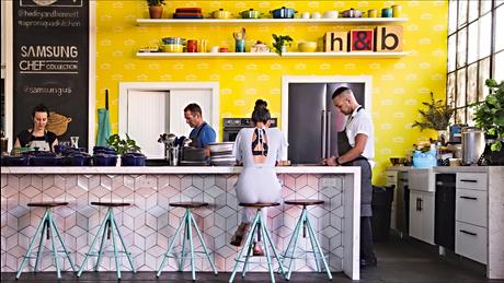 Hedley & Bennett x Samsung Chef Collection Video