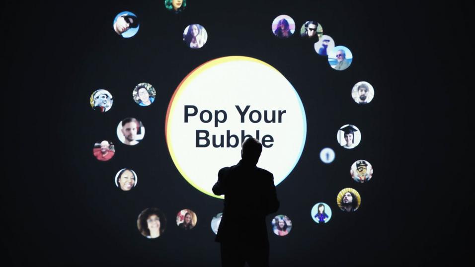 Pop Your Bubble Video Still