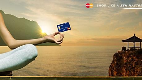MasterCard Shop Like A Zen Master Digital Campaign