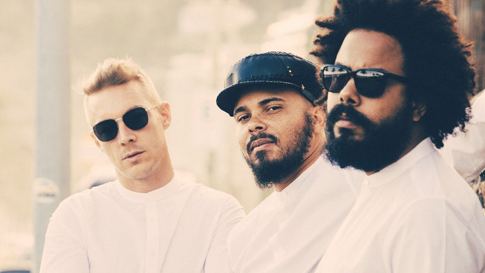 Bacardi Major Lazer Shoot