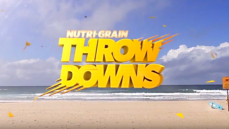Kellogs Nutri Grain Throwdowns Video Content Case Study