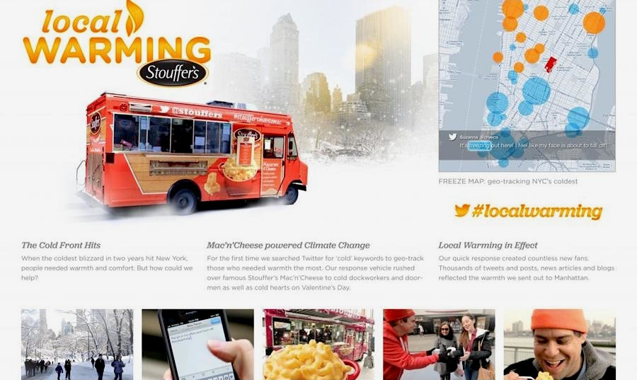 Mac & Cheese NY Experiential Campaign